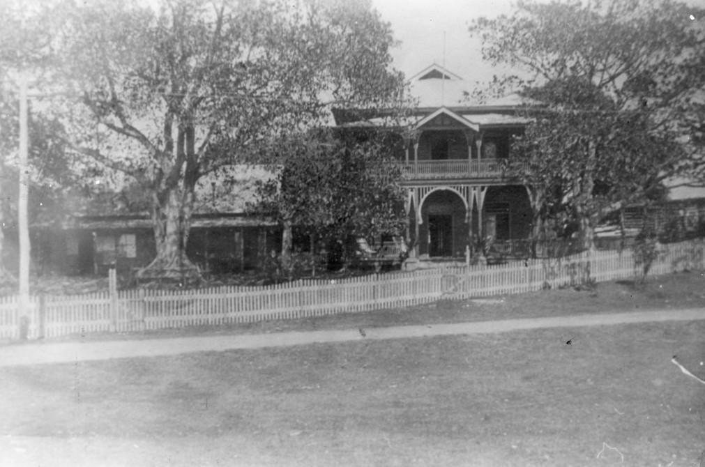 Early Brunswick Heads Hotel