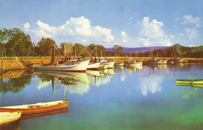 Brunswick Heads Boat Harbour