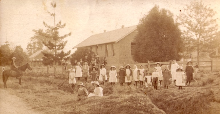 Mullumbimby School 1905