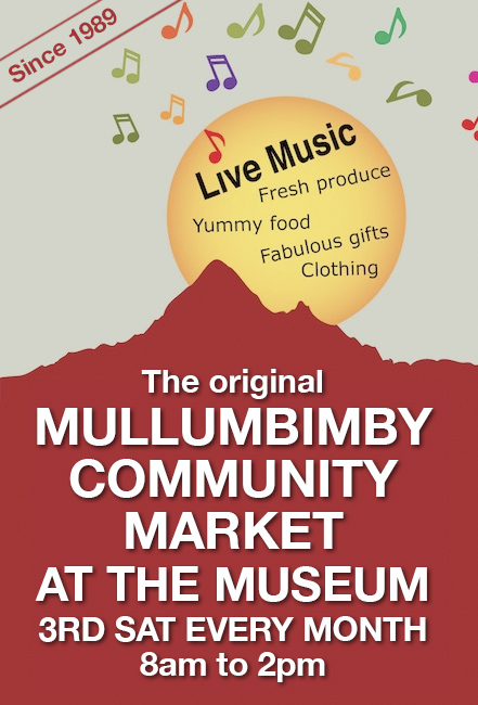 Vist the Mullumbimby Community Market website.